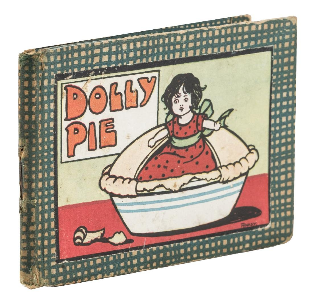 Dolly learns not to fall in a pie