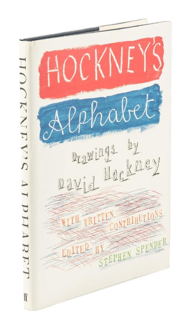 Hockney's Alphabet 1st ed.