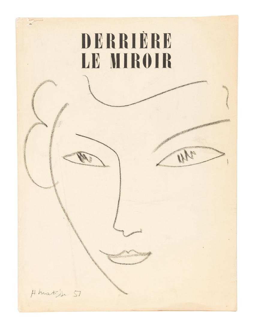 9 lithographs by Matisse