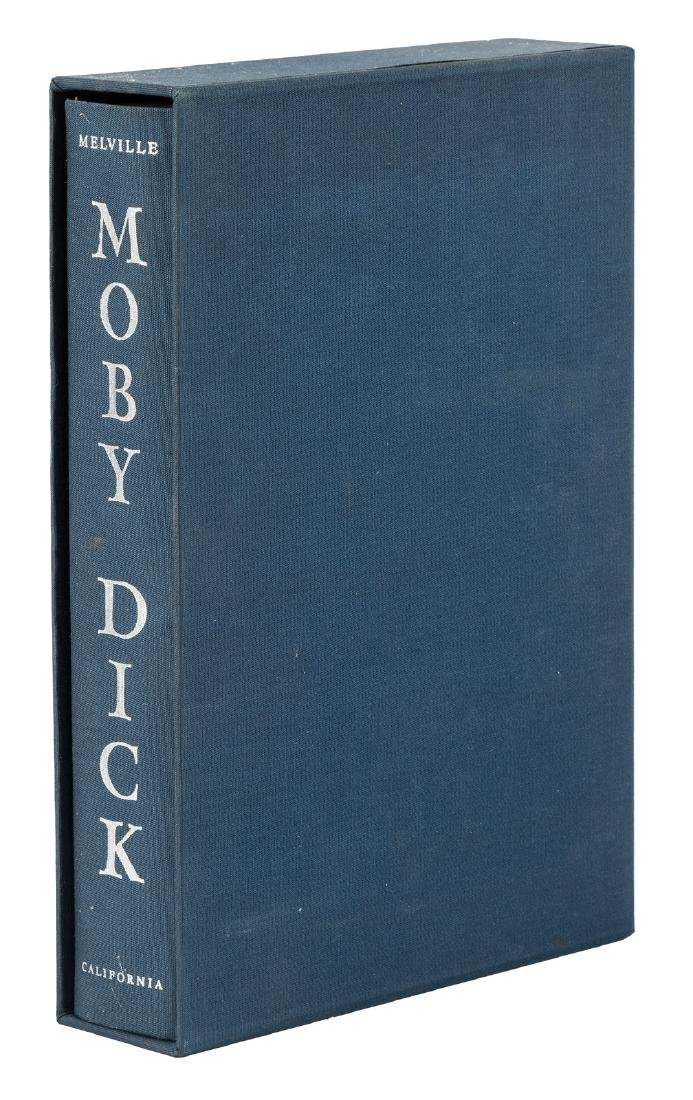 Melville's Moby Dick Moser Illustrations 1/750