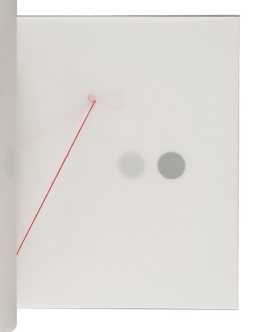 Bruno Munari's Libro Illegible, 1/2000, 1967 - 4