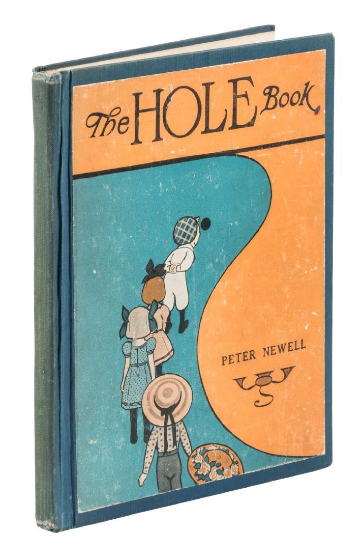 Peter Newell The Hole Book 1st Edition