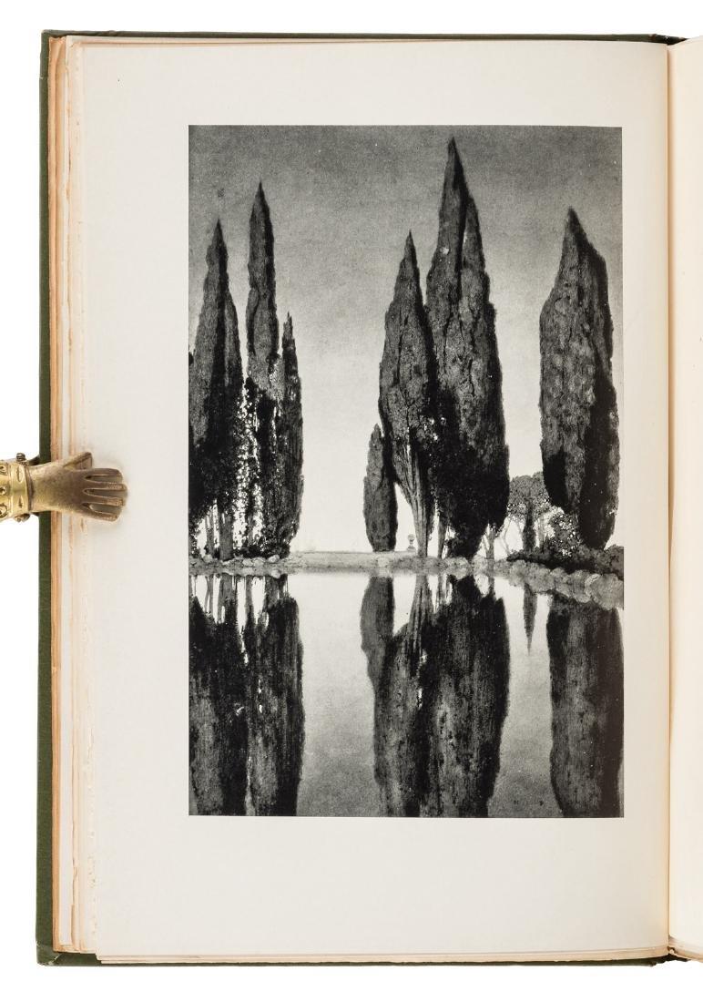 Wharton's Italian Villas w/Maxfield Parrish 1904 - 6
