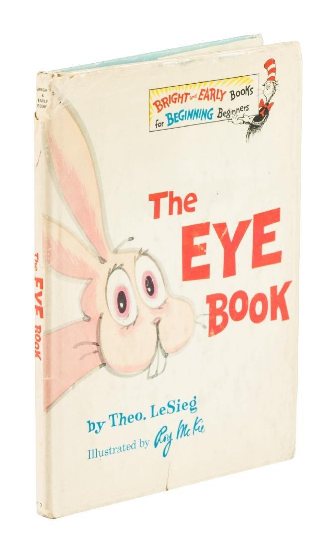 Dr. Seuss The Eye Book