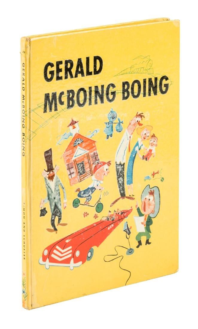 Dr. Seuss Gerald McBoing Boing