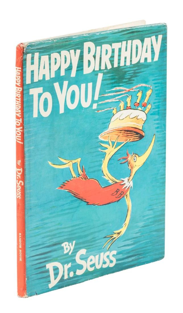 Dr. Seuss Happy Birthday to You!