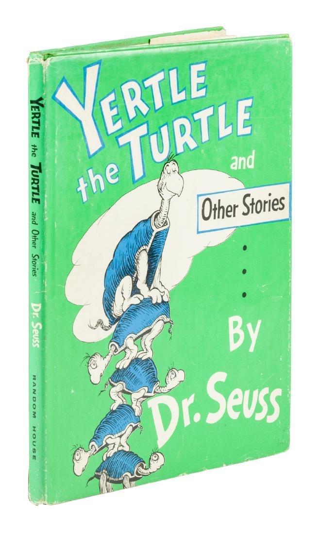 Dr. Seuss Yertle the Turtle