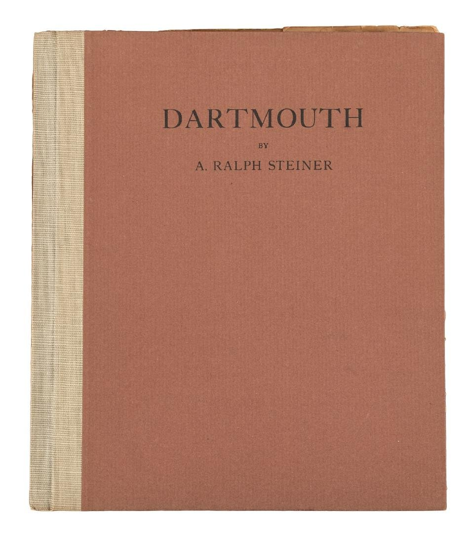 Photographic record of Darmouth College 1922