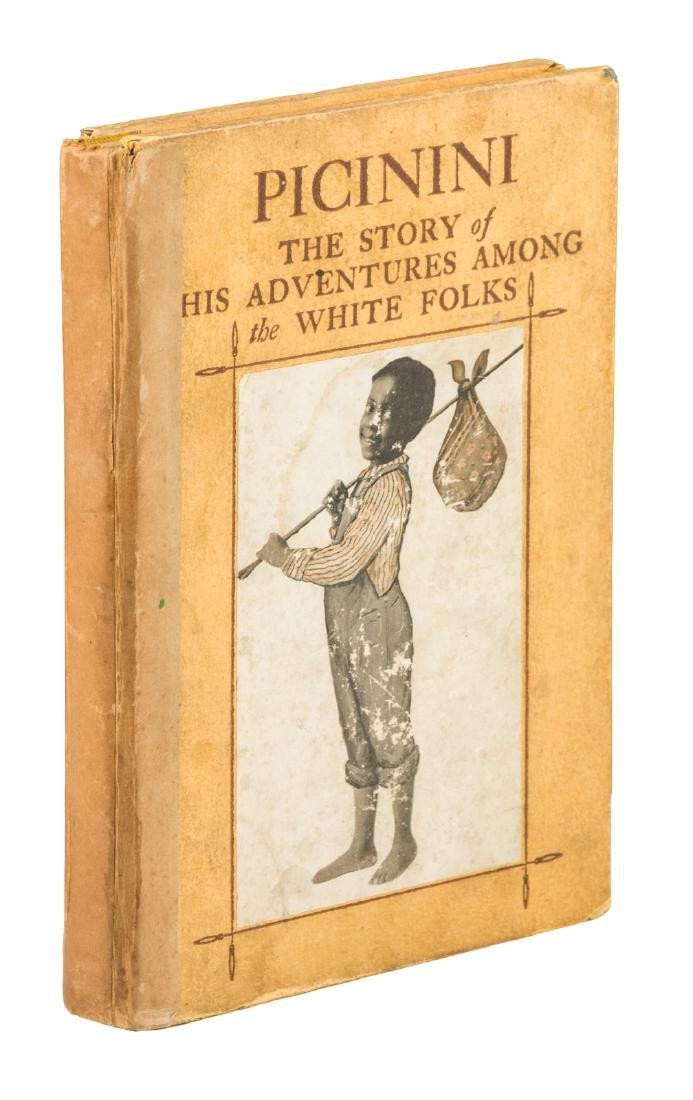 Picinini: His Adventures Among De White Folks 1917