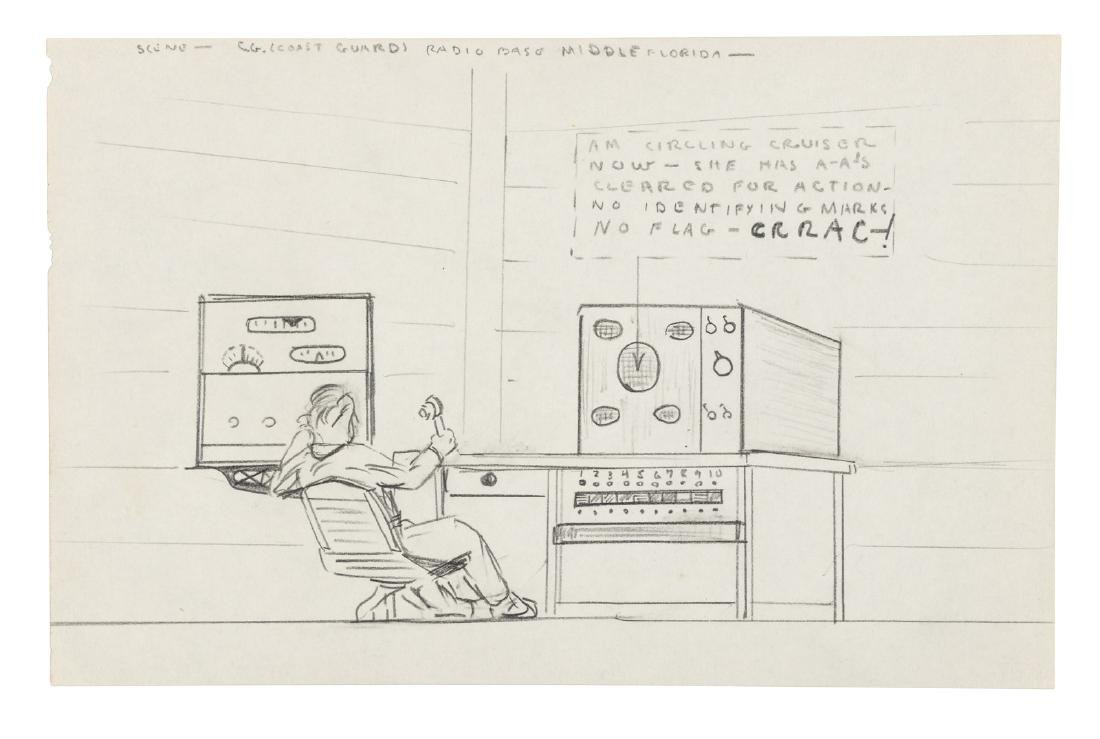 Hendrik Willem Van Loon's Alphabet w/original drawings