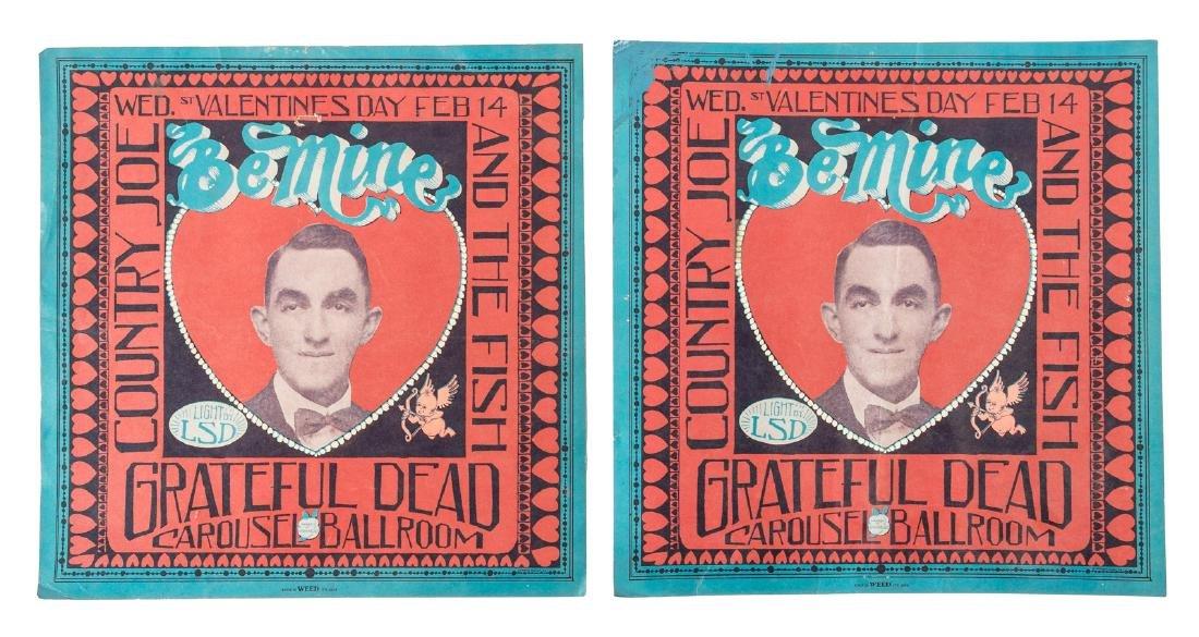 Grateful Dead at the Carousel Ballroom - February 14,