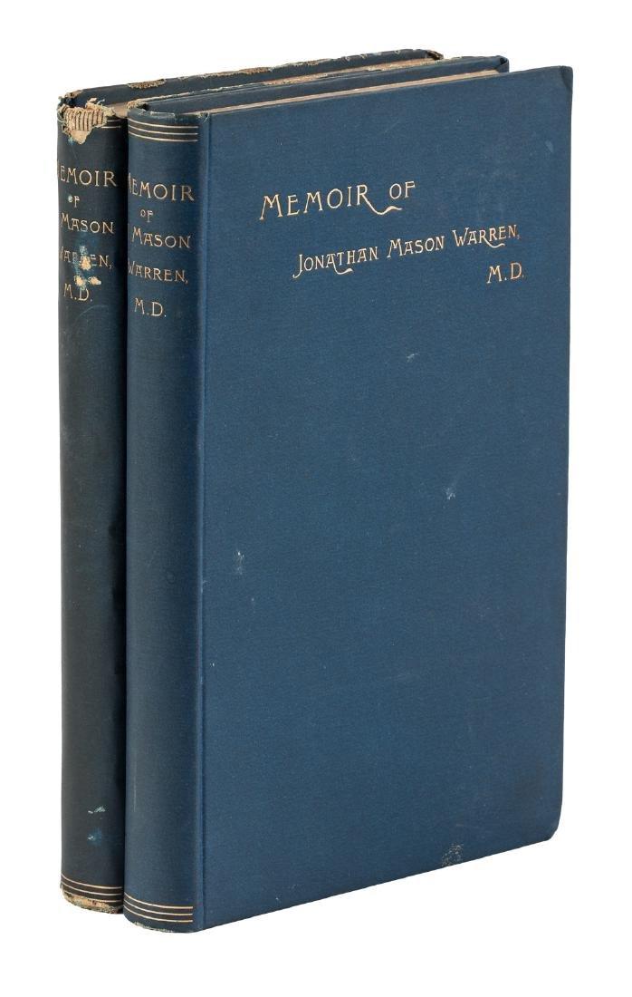 Memoirs of Jonathan Mason Warren