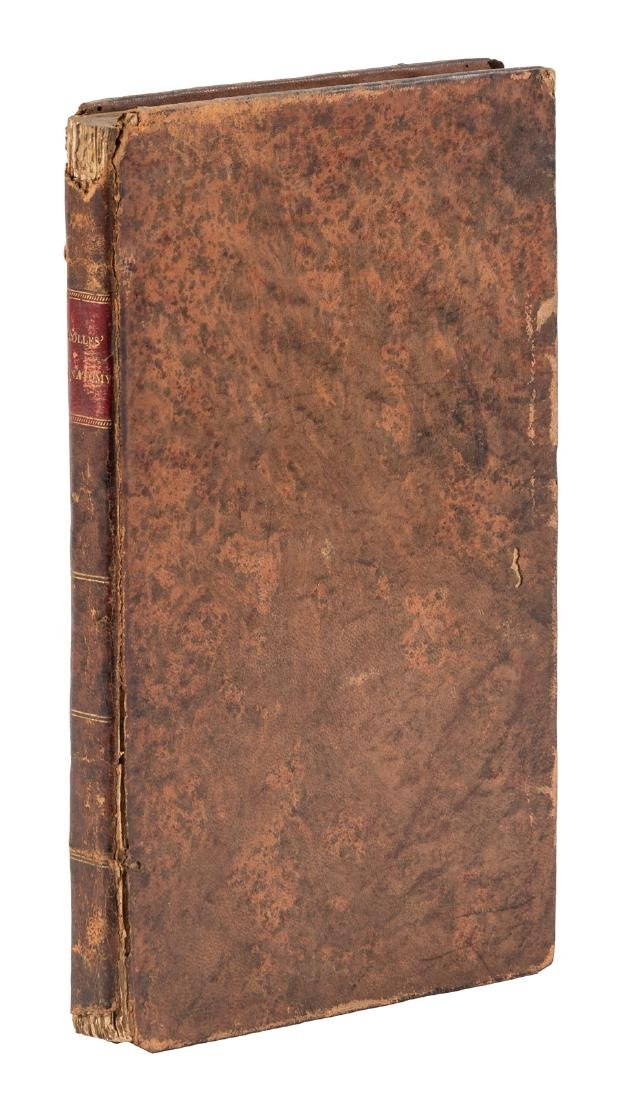 Abraham Colles on Surgical Anatomy 1st American Edition