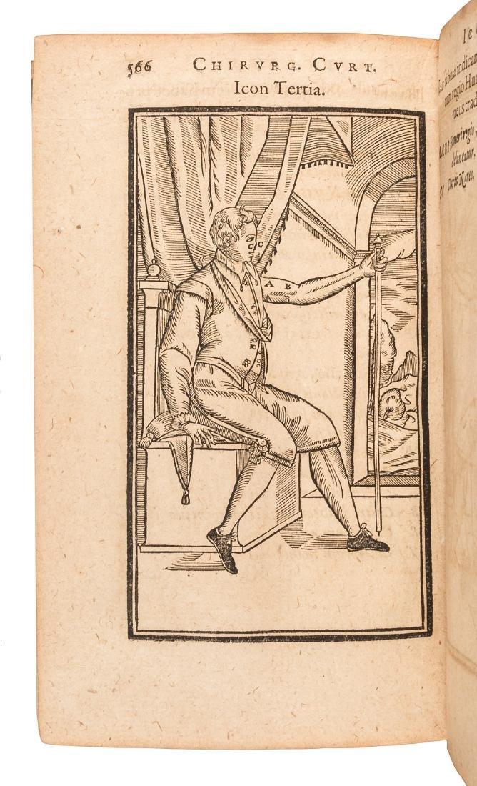 First work on rhinoplasty 1598