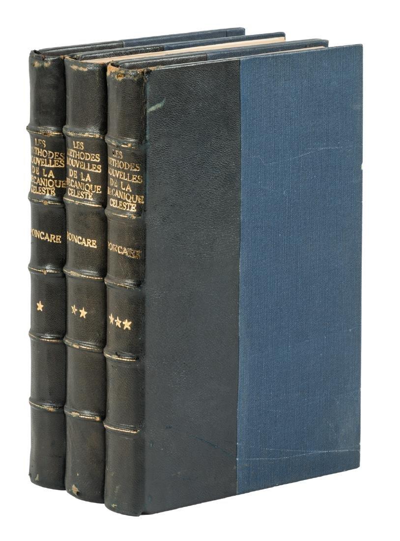 Poincaré's remarkable work on celestial mechanics, 3