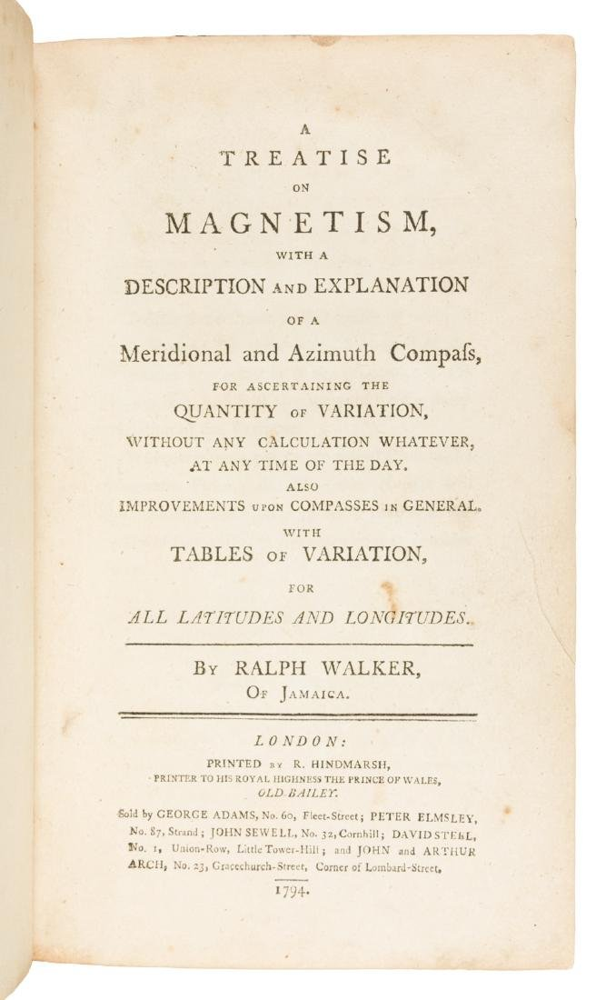 Ralph Walker of Jamaica on Magnetism