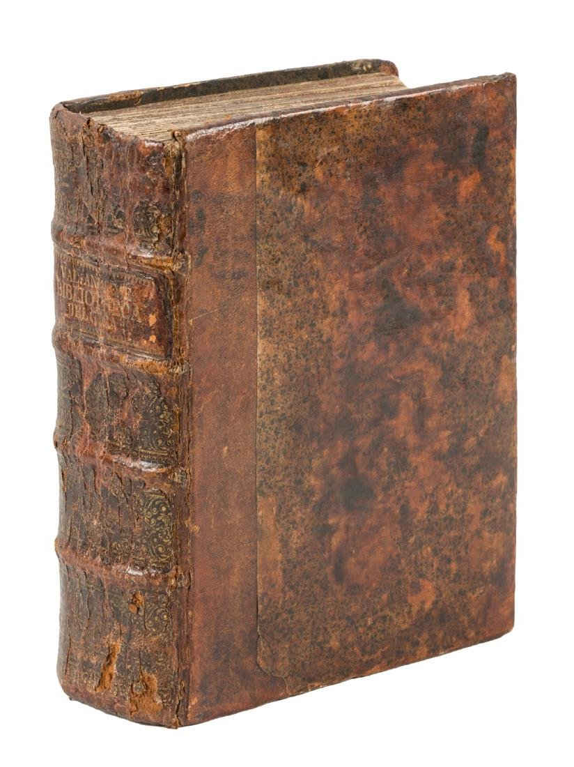 Early bio-bibliography of Flemish authors, 1643