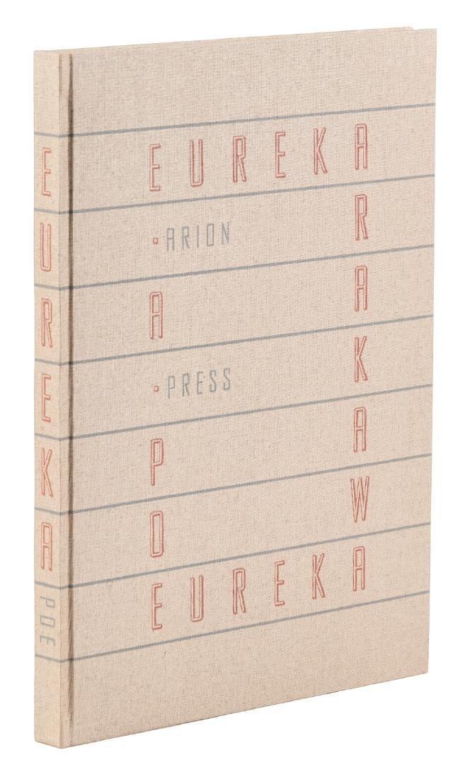 Edgar Allan Poe Eureka Arion Press 1/250