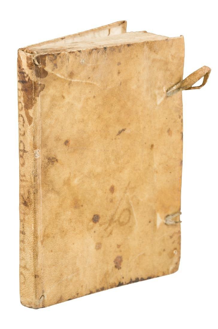 Rare Spanish Legal Text 1763