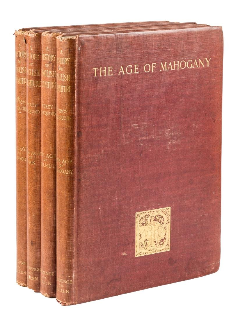 MacQuoid's History of English Furniture