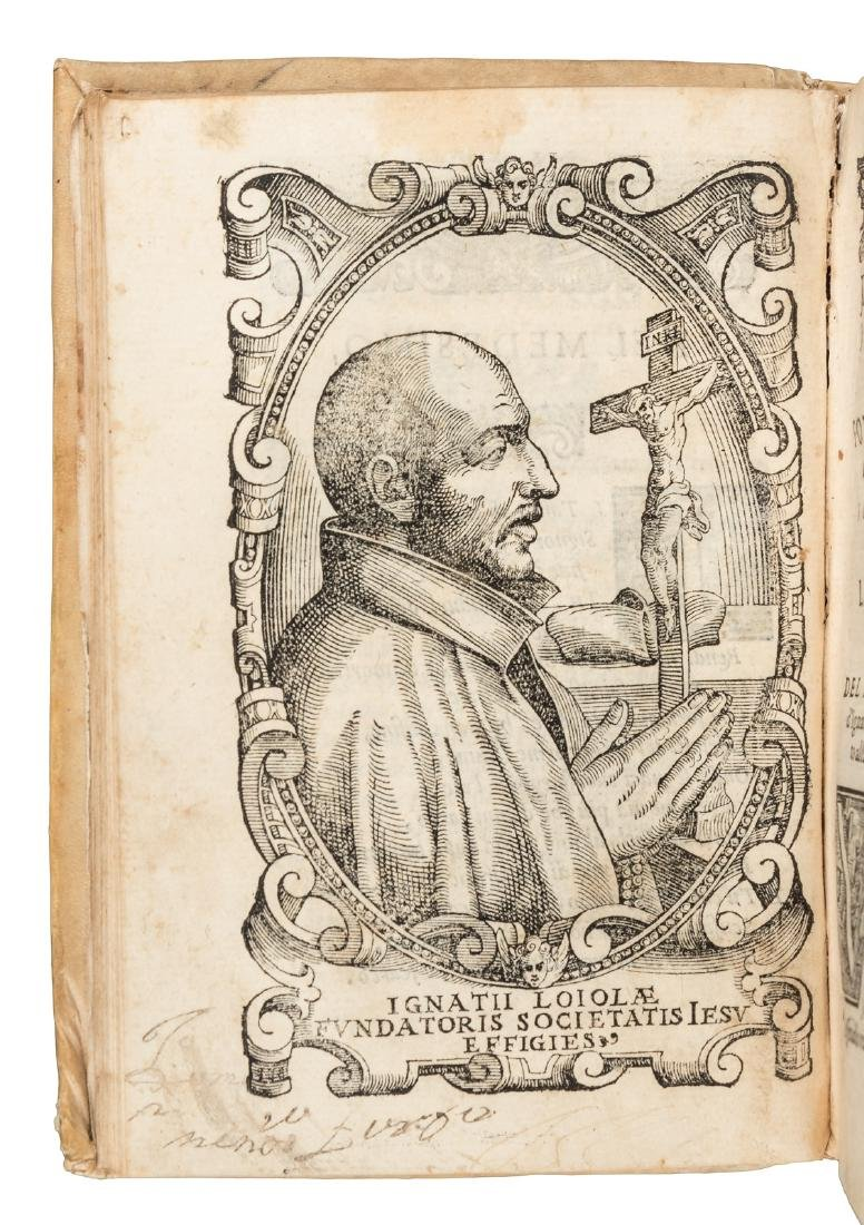 Life of Ignatius of Loyola, founder of Jesuits, 1587 - 2