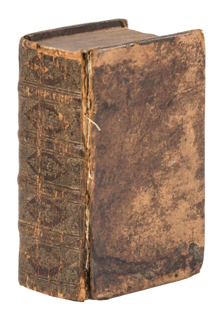 Theological writings of Friedrich Spanheim 1689