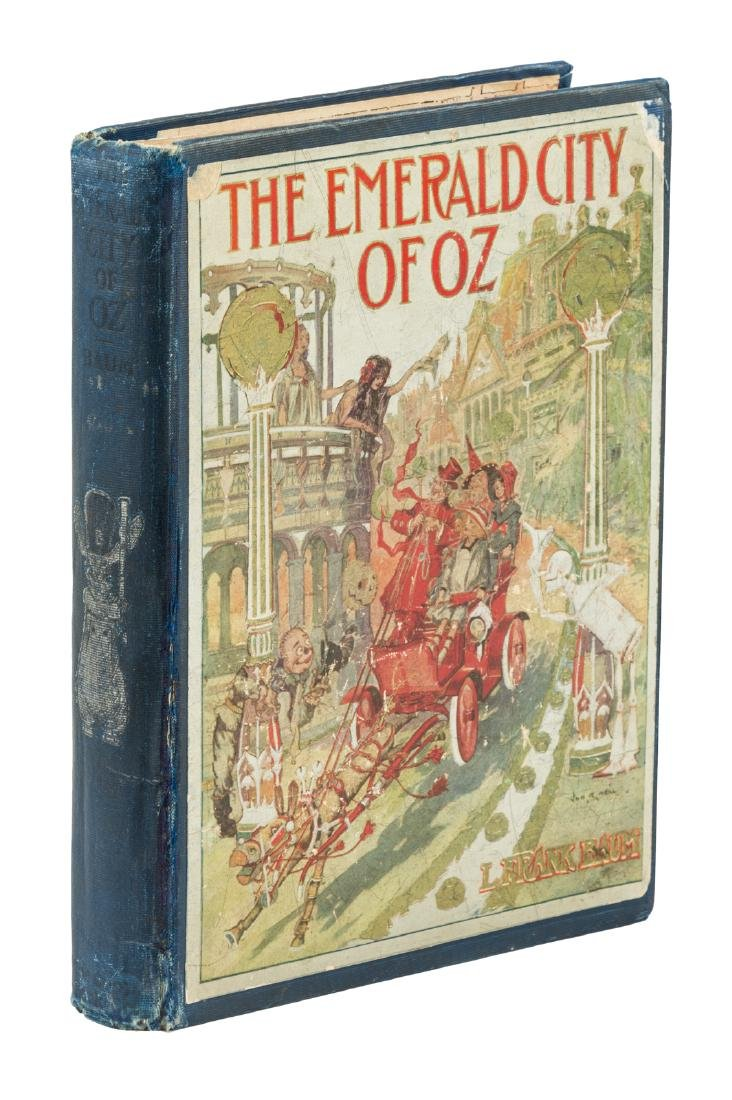 The Emerald City of Oz First Canadian Edition