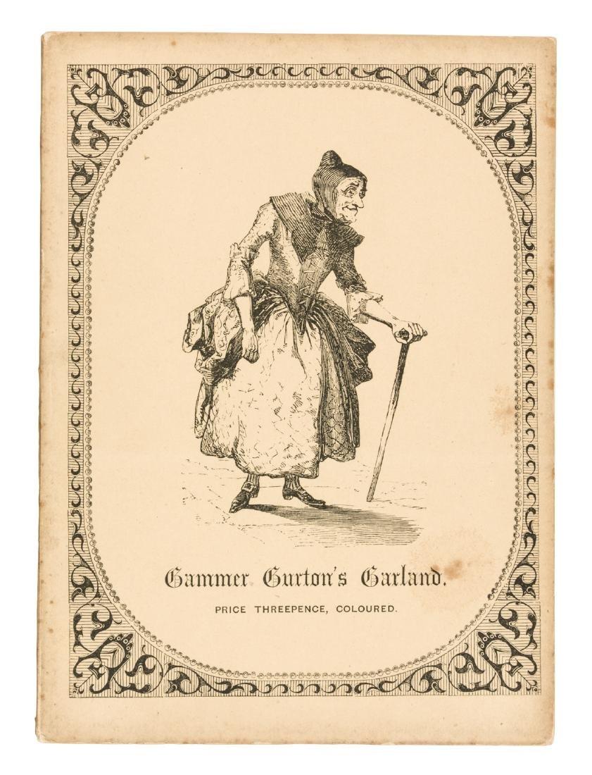 Gammer Gurton's Garland c1865