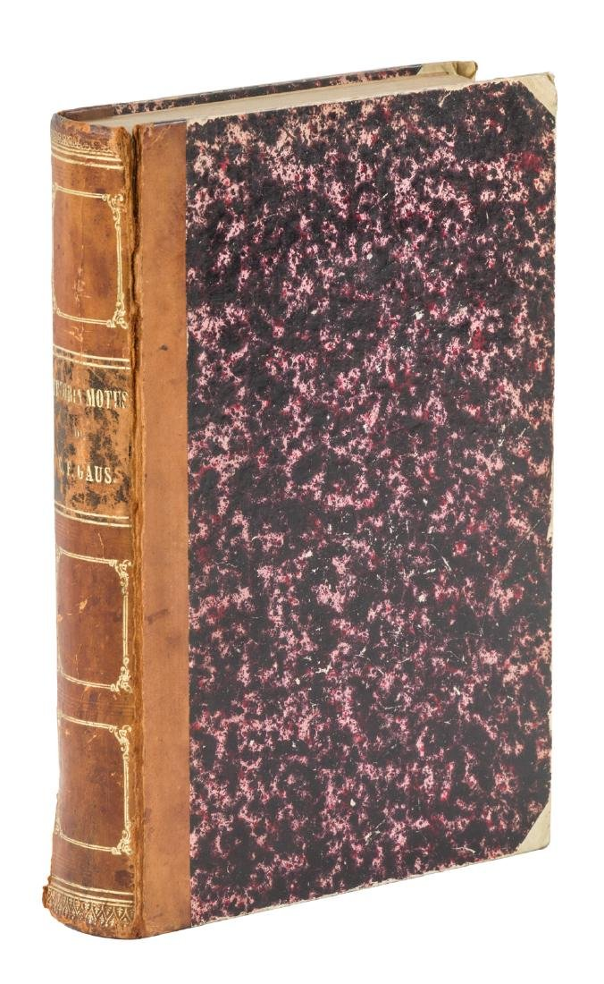 French translation of Gauss' Theoria Motus
