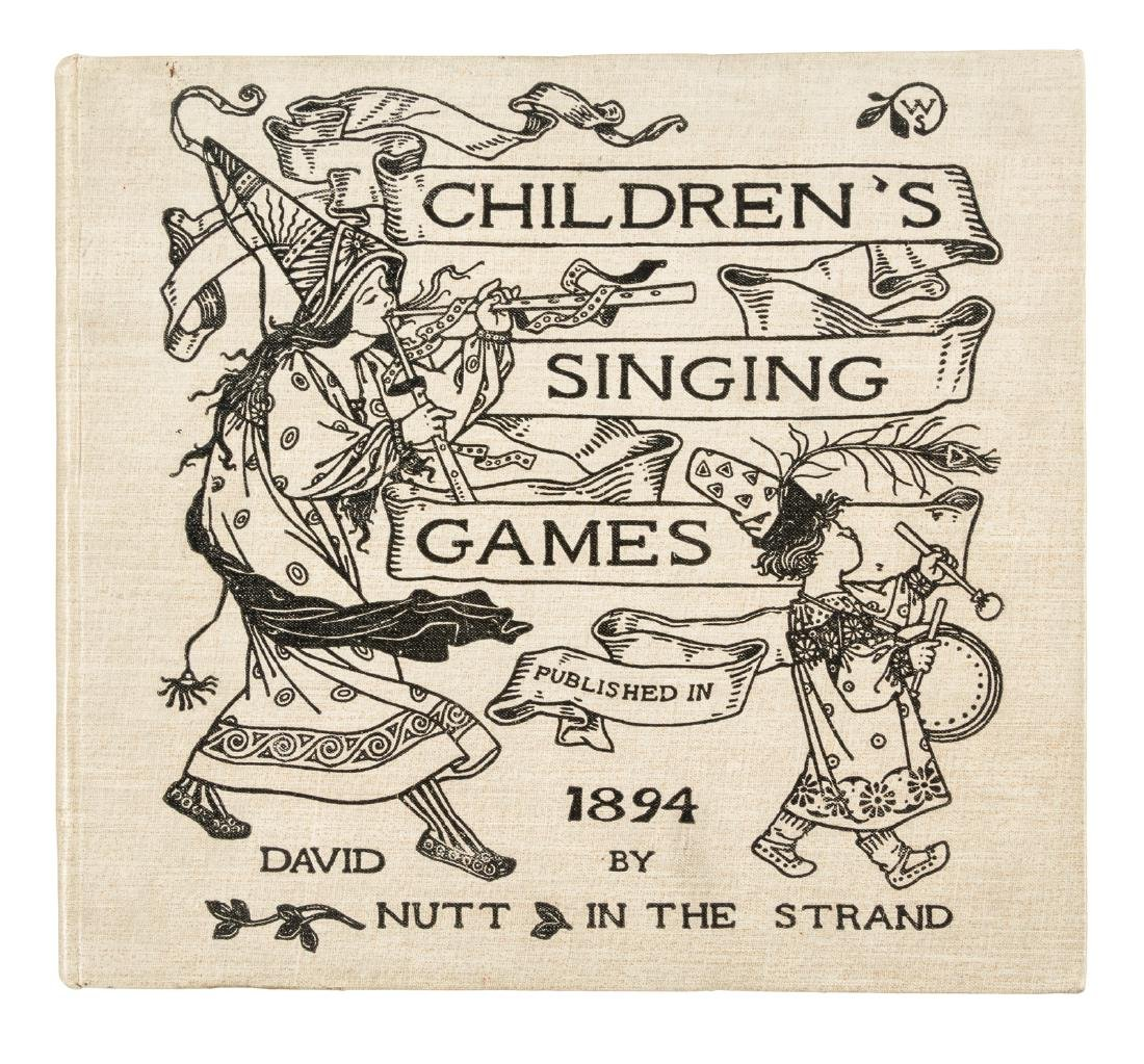 Children's Singing Games 1894