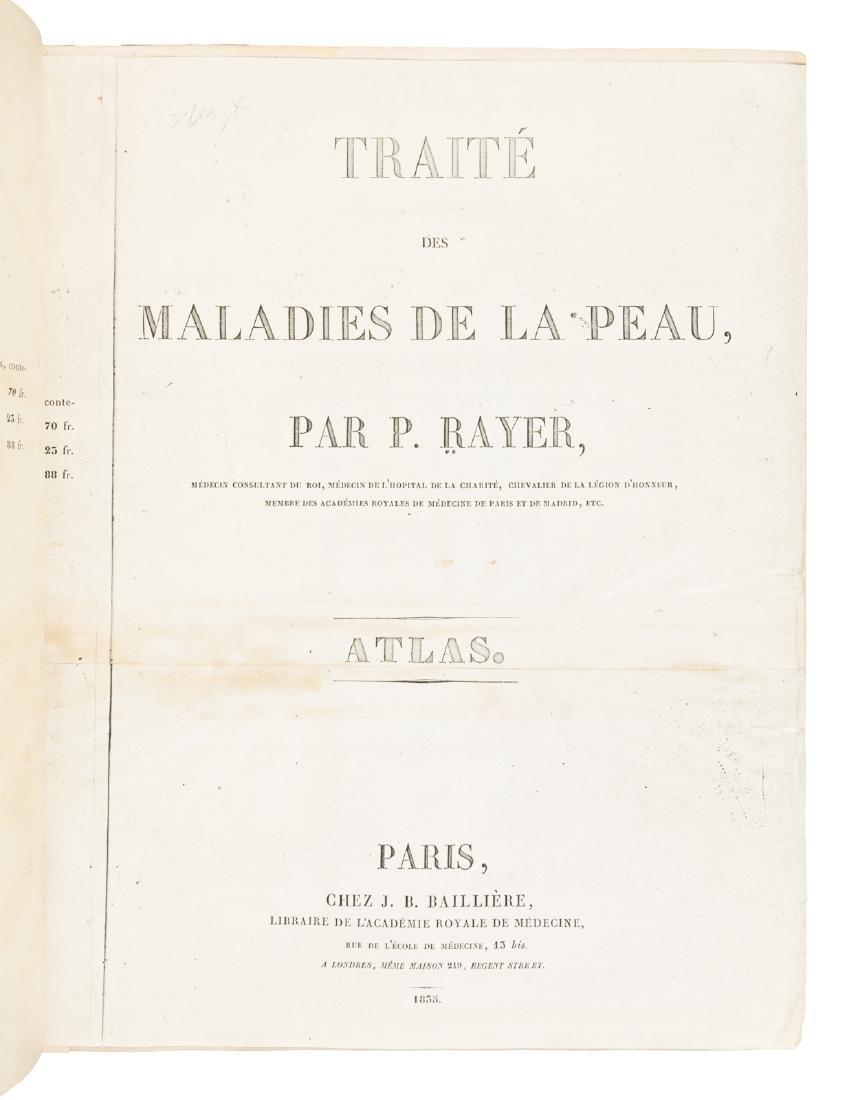 Traité des Maladaies de la Peau. Atlas. - 5