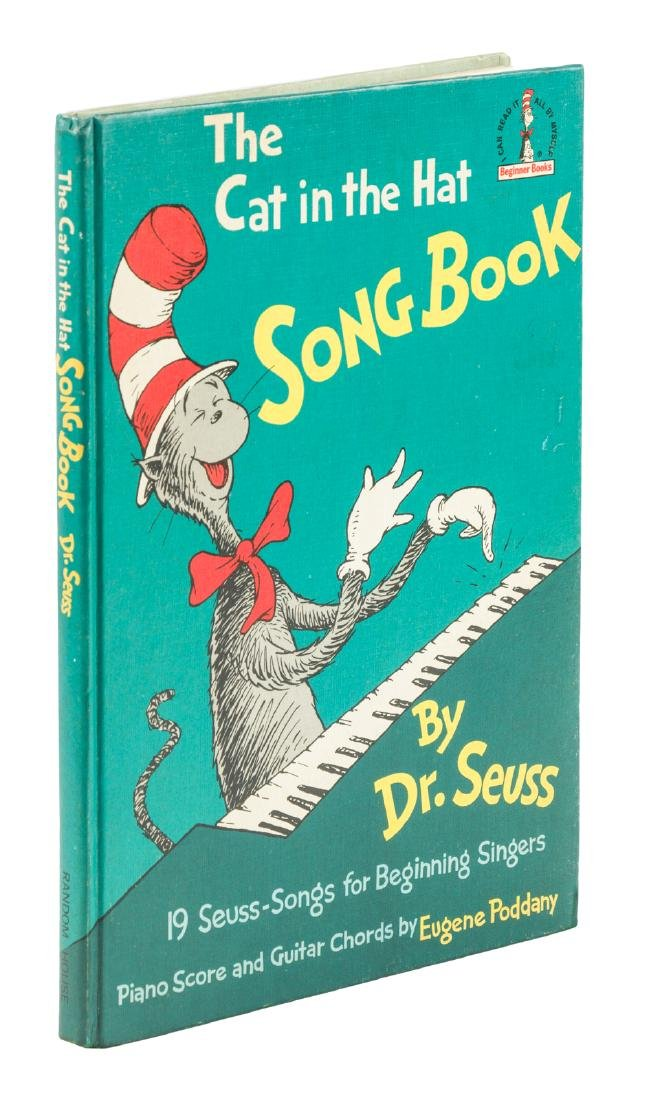 Dr. Seuss The Cat in the Hat Song Book