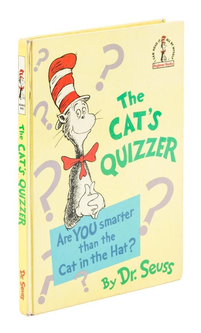 Dr. Seuss The Cat's Quizzer