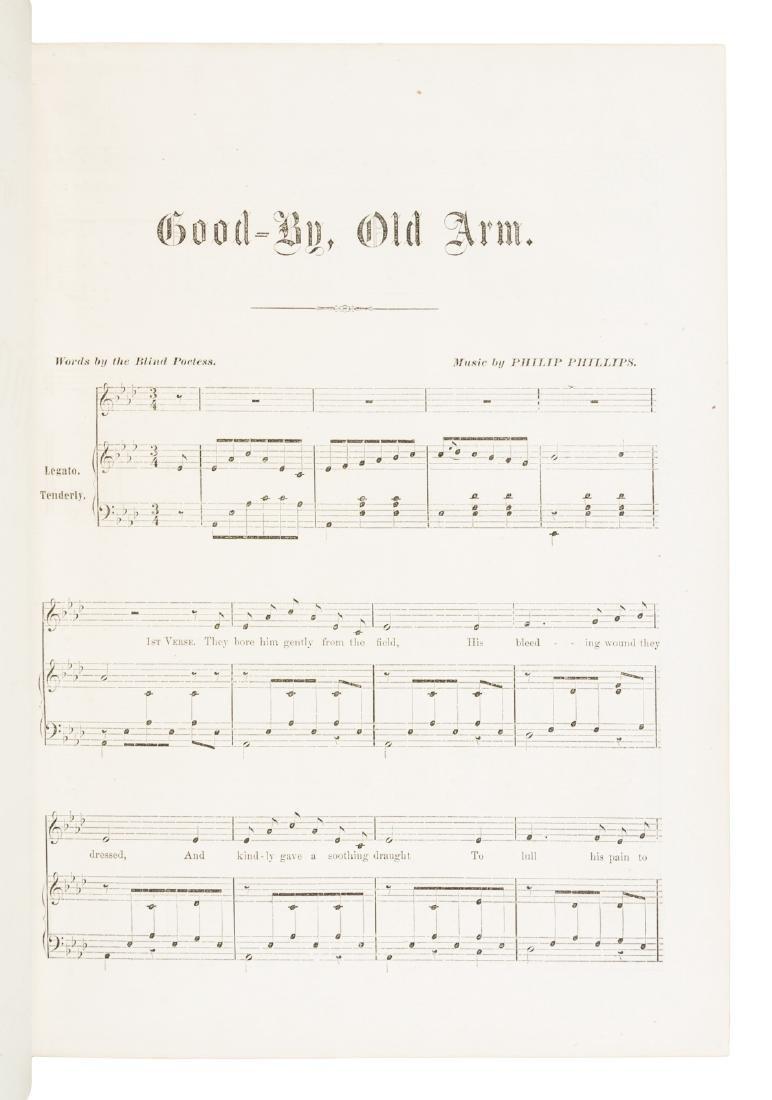 Bound volume of 19th century sheet music - 5