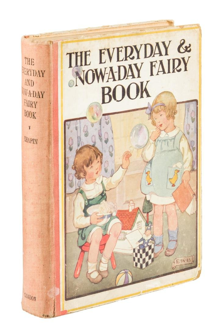 The Everyday Fairy Book illustrated by Jessie Willcox