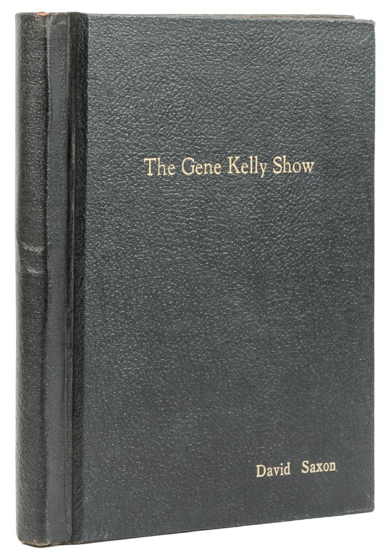 Script for the Gene Kelly Show