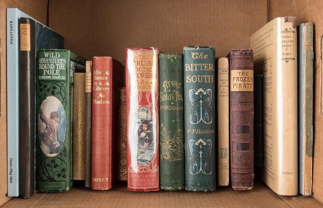 Fifteen volumes of literature