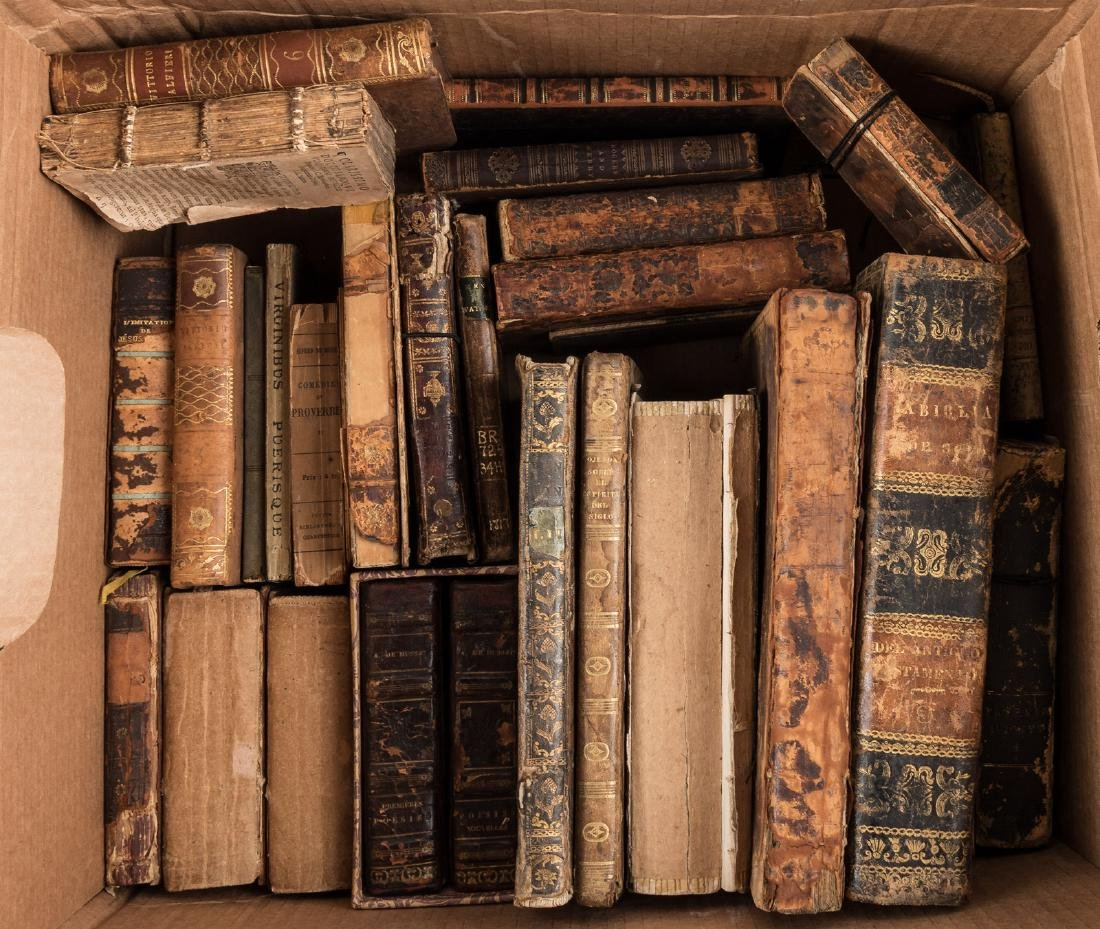 Twenty seven miscellaneous volumes