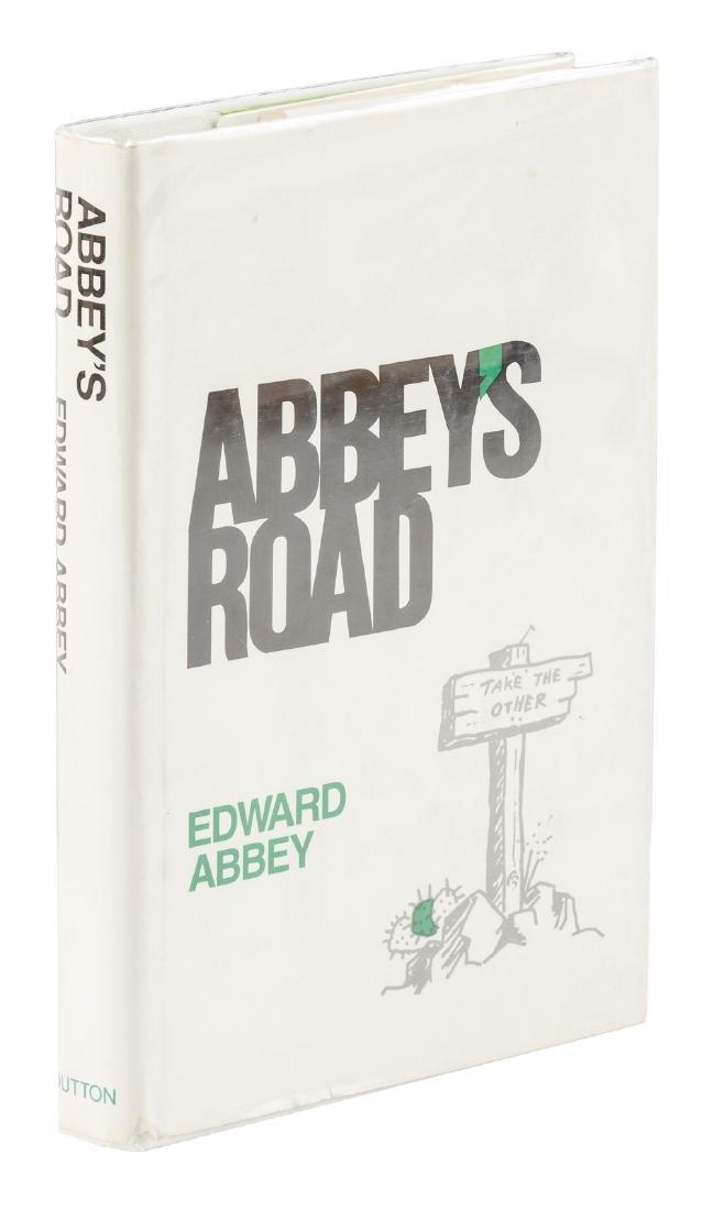 Edward Abbey, Abbey's Road signed
