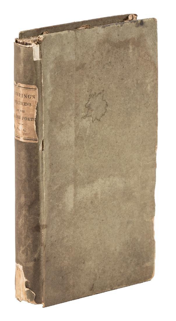 First English anthology of Polish poets, 1827