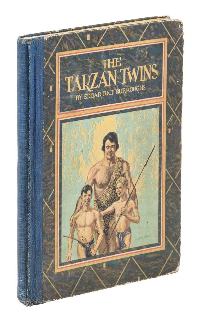 The Tarzan Twins Volland Edition