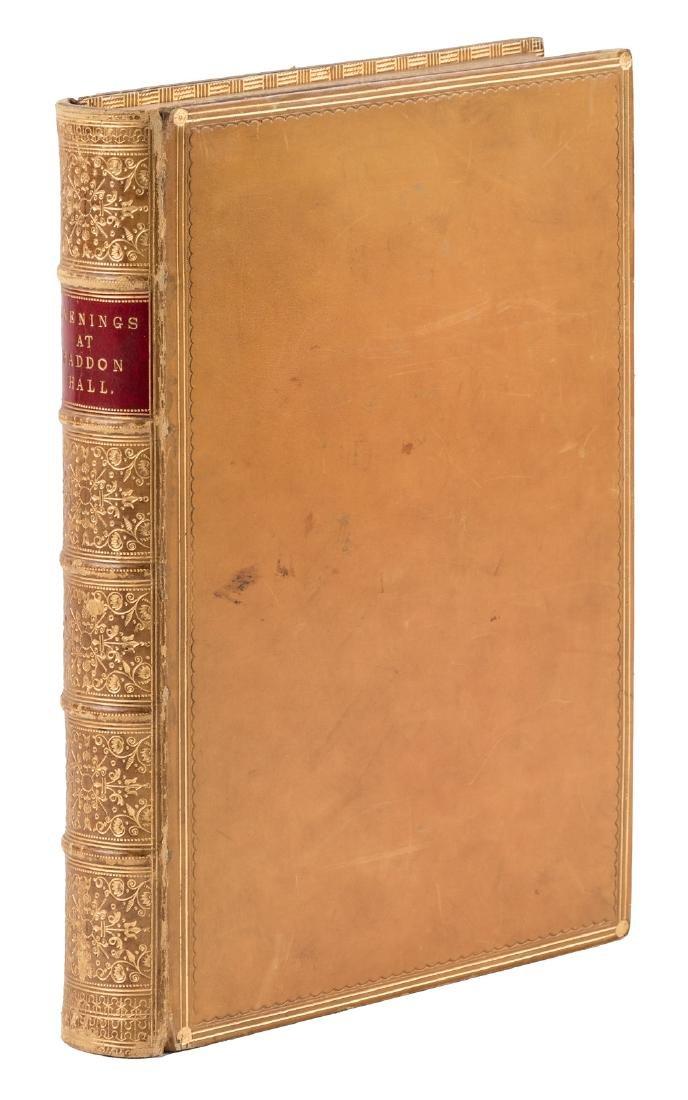 Evenings at Haddon Hall, 1846