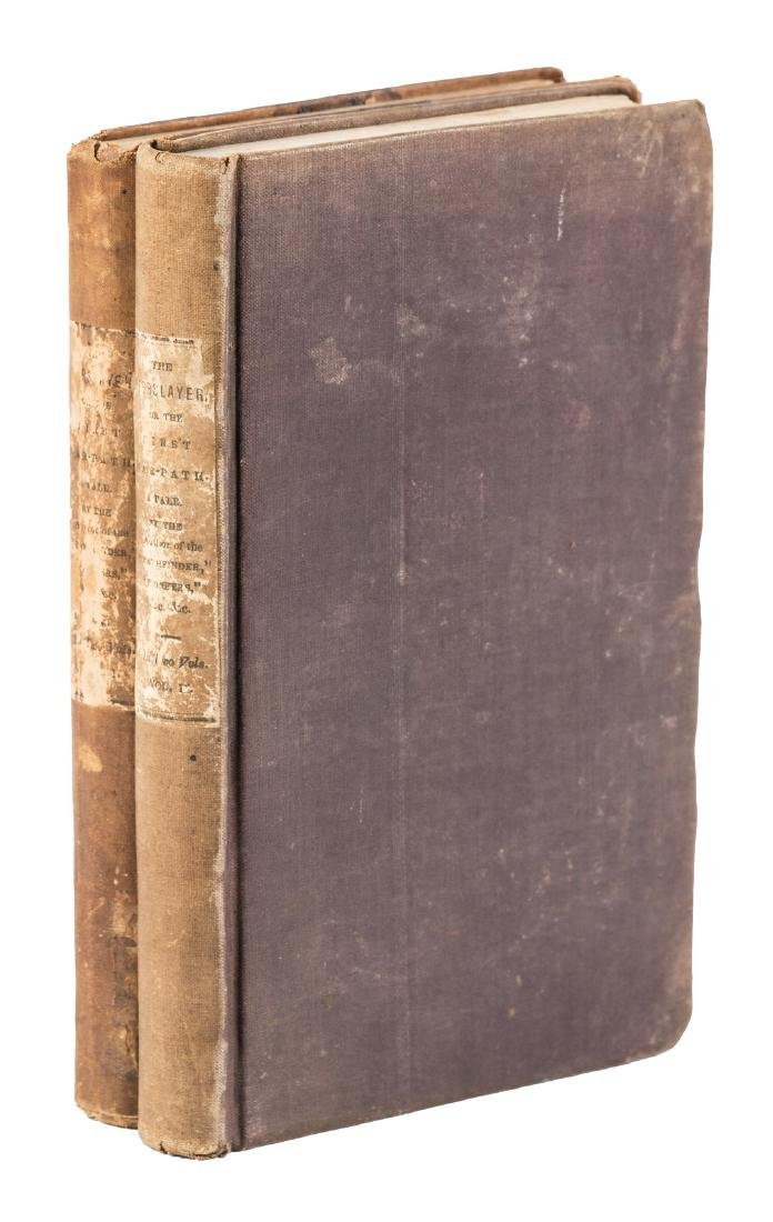 Cooper's Deerslayer, first edition