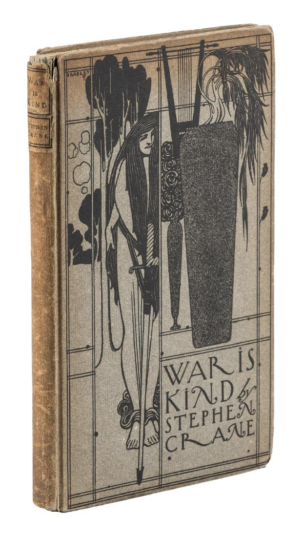 Crane's War is Kind, with designs by Will Bradley