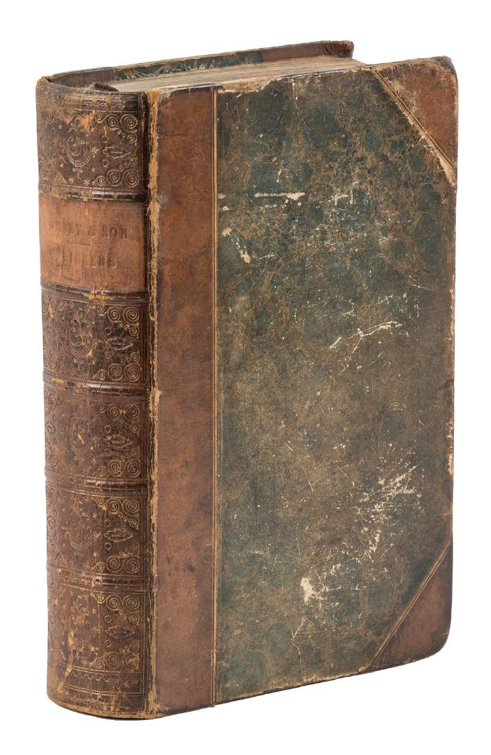 Dickens Dombey and Sons first issue text