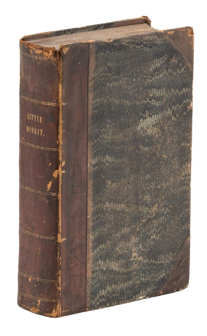 Dickens' Little Dorrit First Edition