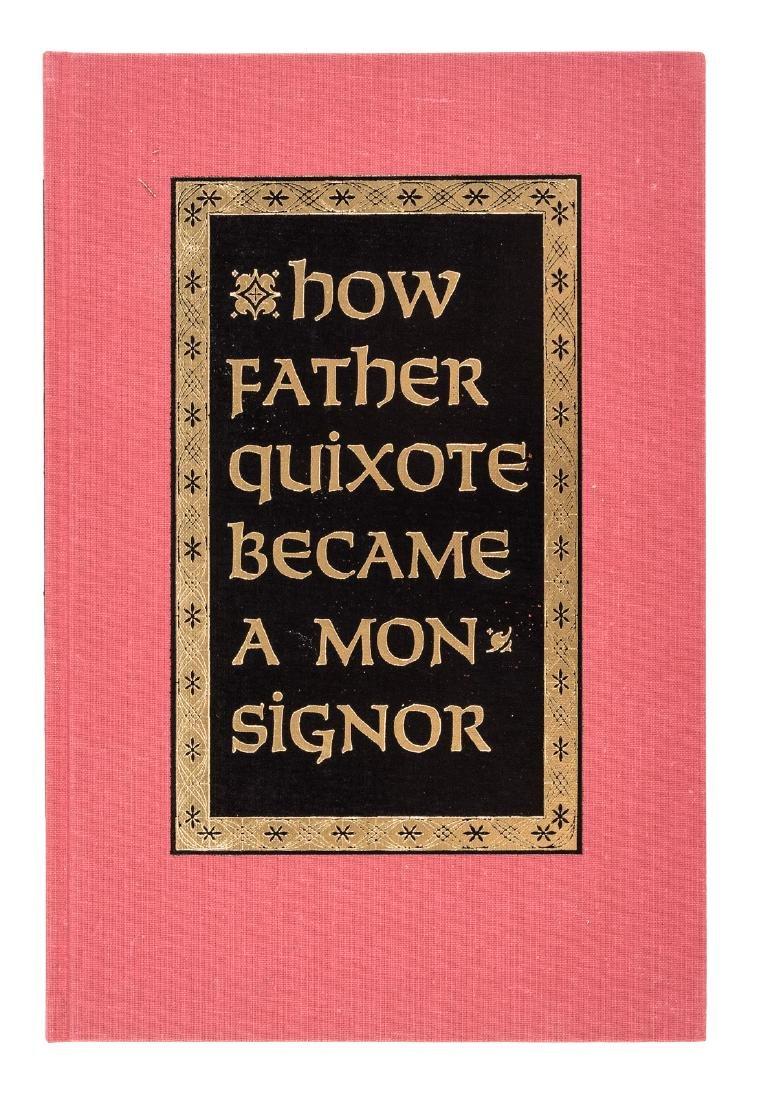 How Father Quixote Became a Monsignor