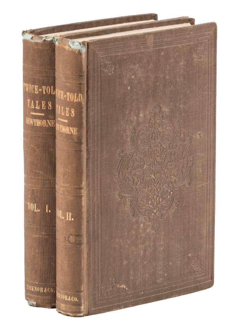 Hawthorne's Twice-Told Tales 1851
