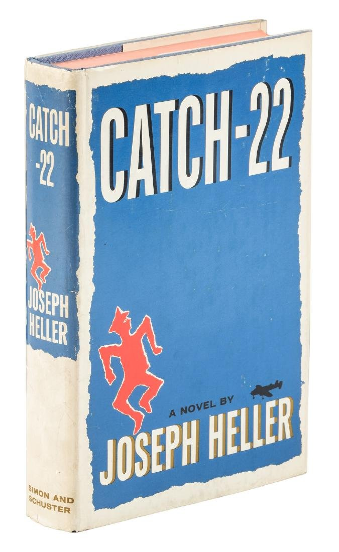 Joseph Heller Catch-22 First Edition