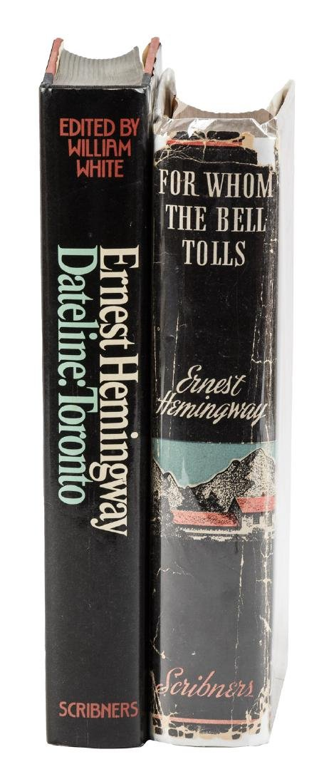 Hemingway For Whom the Bell Tolls